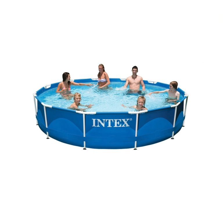 Piscina estructural armable intex 28210 6503l 366cm e for Piscina estructural intex