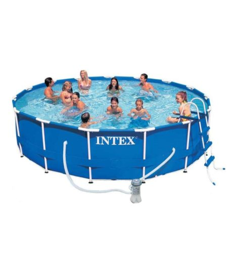 Intex e shop la mayor tienda online del uruguay for Piscina estructural intex
