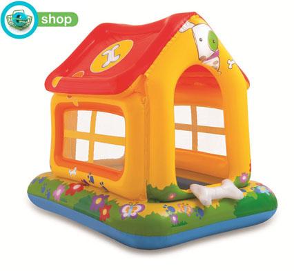 f0f80c3ed Piscina Inflable Para Niños Intex 57470 Con Techo Parasol – E-shop ...