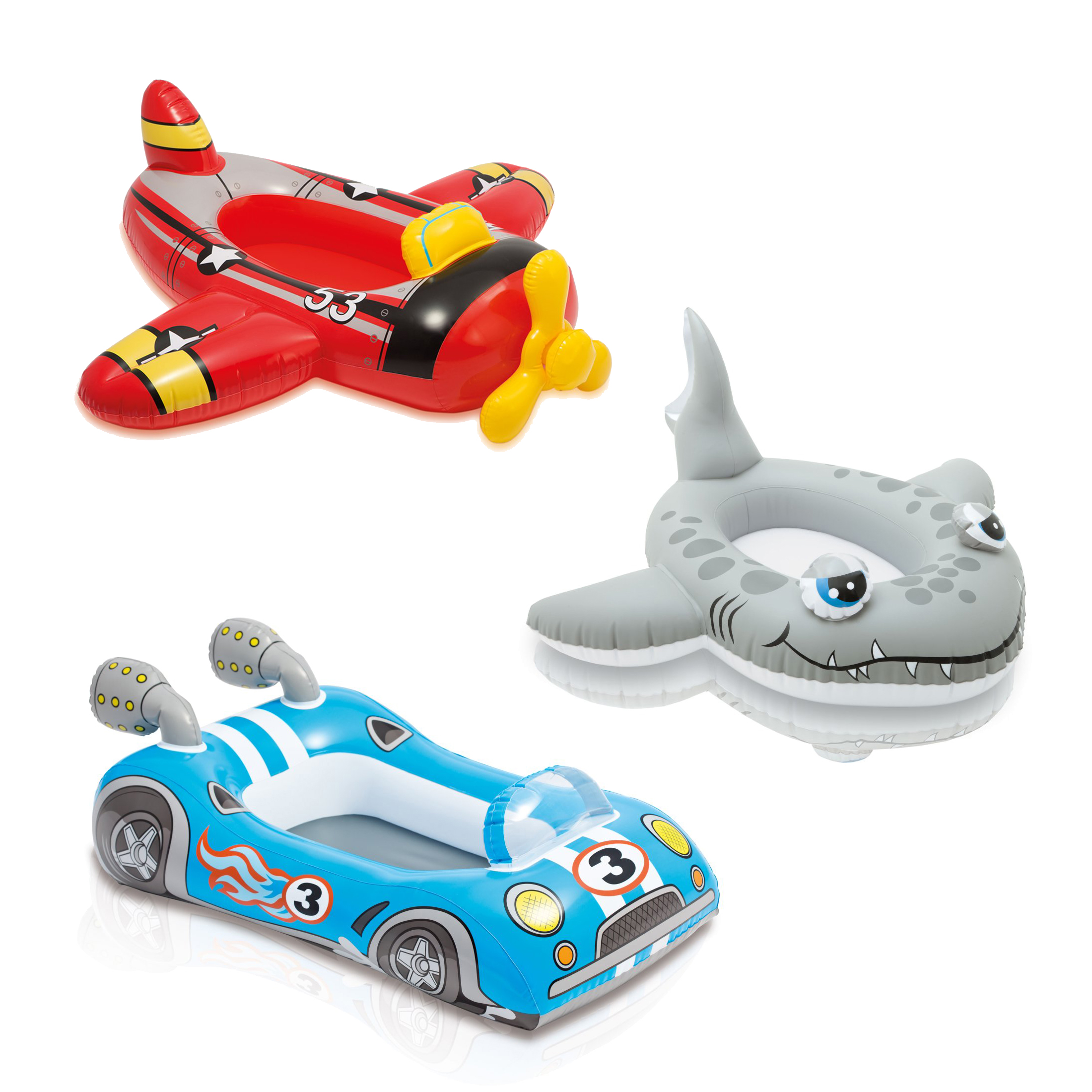 Inflable de ballena para ni os intex 58561 piscina playa for Piscina inflable intex para bebe