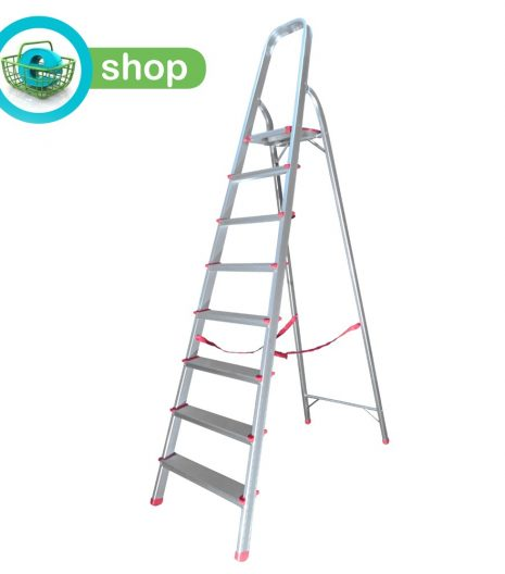 Escalera de Aluminio Familiar Panther PAL408