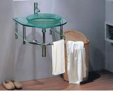 Mesada Esquinera Vidrio Lavatorio Pileta Baño 60x60cm – E-shop – La ... 3908a3930f57